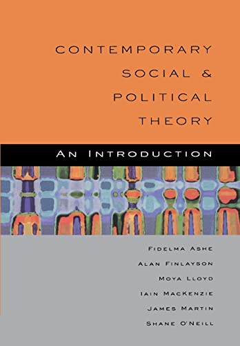 The Contemporary Social and Political : An Introduction