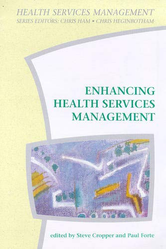 Enhancing Health Services Management: The Role of Decision Support Systems