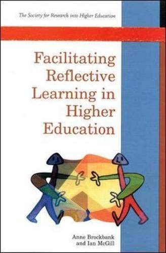 9780335196852: Facilitating Reflective Learning in Higher Education (Society for Research into Higher Education)