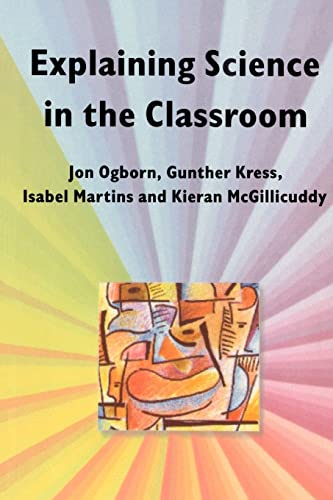Explaining Science in the Classroom: Gunther Kress, Isabel