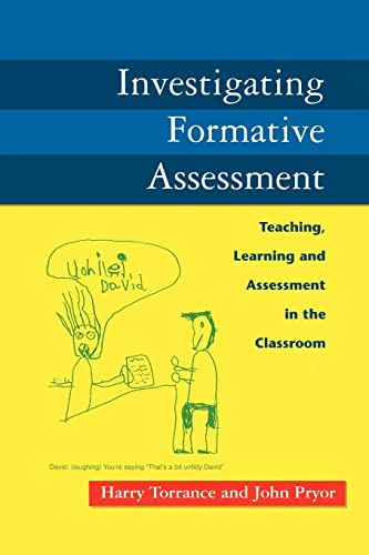 9780335197347: Investigating Formative Assessment