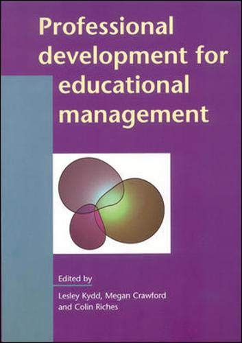 Professional Development for Educational Management (Leadership & Management in Education)
