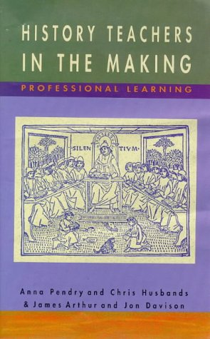 9780335198269: History Teachers in the Making : Professional Learning