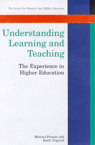 9780335198320: Understanding Learning and Teaching: The Experience in Higher Education