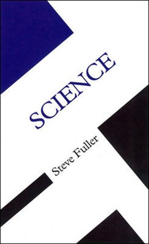 9780335198481: Science (Concepts in the Social Sciences)
