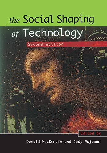 9780335199136: The Social Shaping of Technology