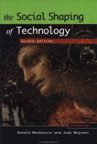 9780335199143: The Social Shaping of Technology