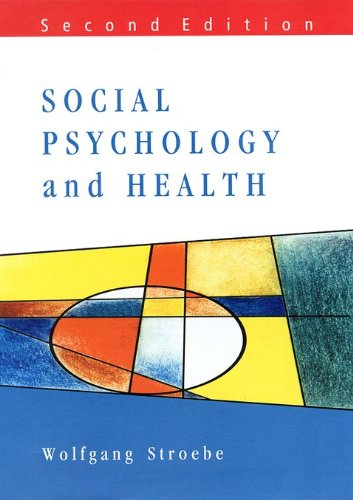 9780335199211: Social Psychology and Health (Mapping Social Psychology)
