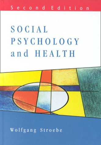 9780335199228: Social Psychology and Health (Mapping Social Psychology)