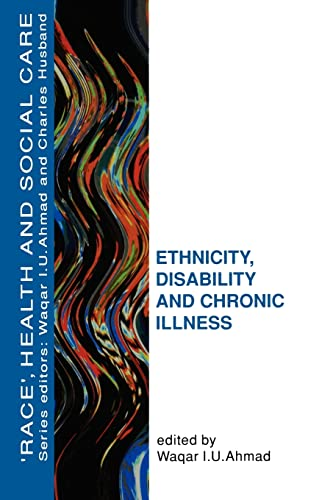 9780335199822: Ethnicity, Disability And Chronic Illness (Race, Health, and Social Care (Paperback))