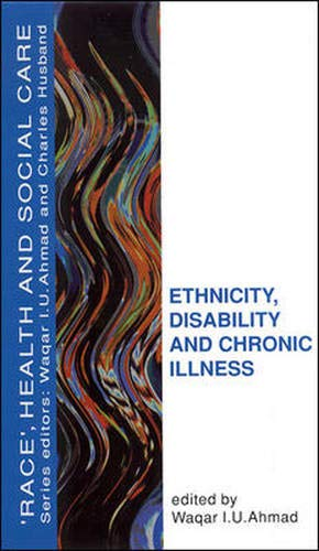 9780335199839: Ethnicity, Disability and Chronic Illness