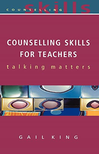 9780335200009: Counselling Skills For Teachers
