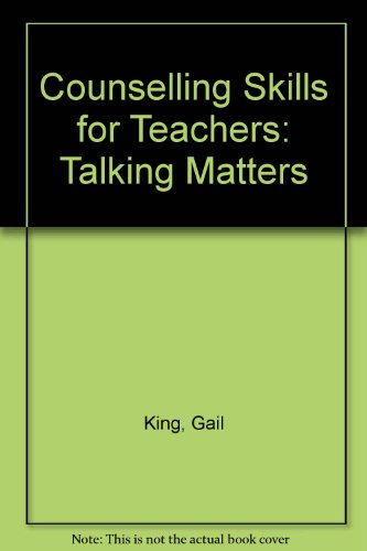 9780335200016: Counseling Skills for Teachers (Counselling Skills)