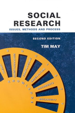 9780335200054: SOCIAL RESEARCH: Issues, Methods and Process