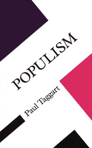 POPULISM: Taggart, N/A