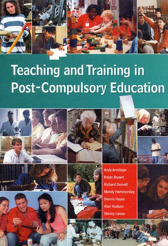 9780335200672: Teaching and Training in Post-Compulsory Education (Society for Research into Higher Education)
