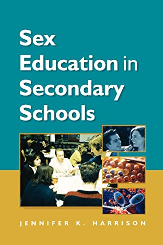 9780335201075: Sex Education in Secondary Schools