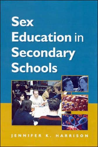 9780335201082: Sex Education in Secondary Schools