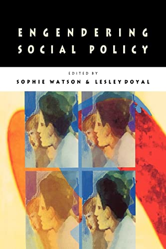 9780335201136: Engendering Social Policy