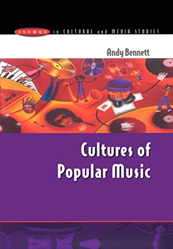 9780335202508: Cultures of Popular Music (Issues in Cultural & Media Studies)