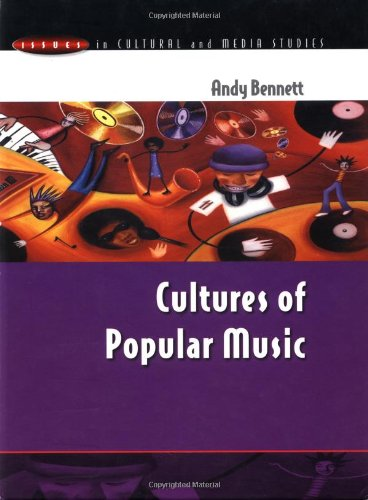 9780335202515: Cultures of Popular Music (Issues in Cultural and Media Studies)