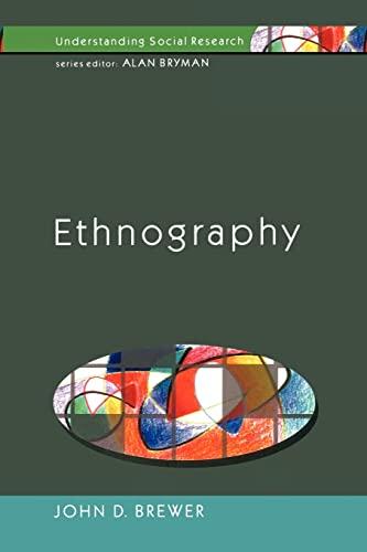 9780335202683: Ethnography