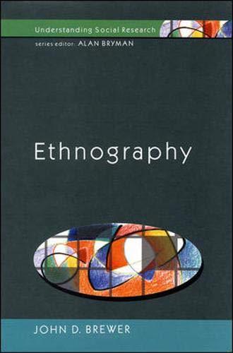 9780335202690: Ethnography