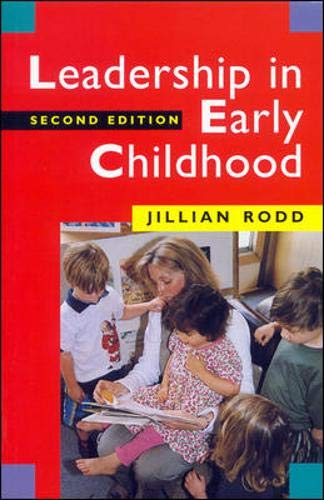 9780335202812: Leadership in Early Childhood: The Pathway to Professionalism
