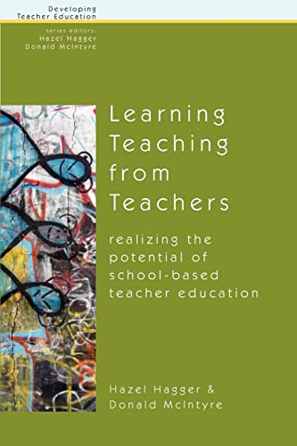 9780335202928: Learning Teaching from Teachers (Developing Teacher Education)