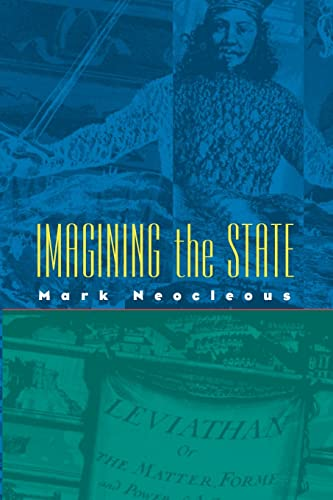 9780335203512: Imagining the State