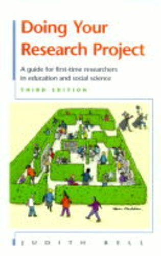 9780335203895: Doing Your Research Project: A Guide for First-time Researchers in Education and Social Science