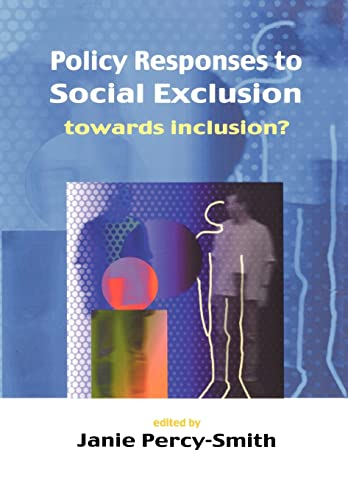 9780335204731: Policy Responses To Social Exclusion