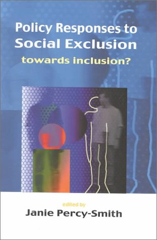 9780335204748: Policy Responses to Social Exclusion: Towards Inclusion?