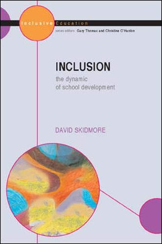 9780335204823: Inclusion: The Dynamic of School Development (Inclusive Education)