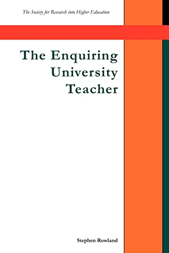 9780335205073: The Enquiring University Teacher (Society for Research into Higher Education)