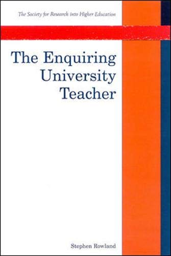 9780335205080: The Enquiring University Teacher (Society for Research into Higher Education)