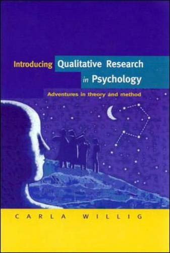 9780335205363: Introducing Qualitative Research in Psychology: Adventures in Theory and Methods