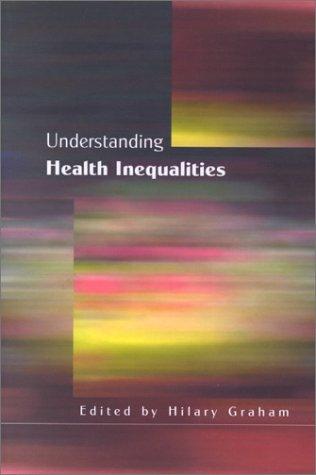 9780335205547: Understanding Health Inequalities