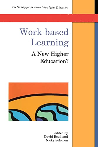 9780335205806: Work-based learning (Society for Research Into Higher Education)