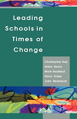 9780335205820: Leading schools in times of change
