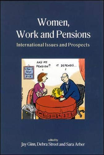 9780335205950: Women, Work and Pensions: International Issues and Prospects