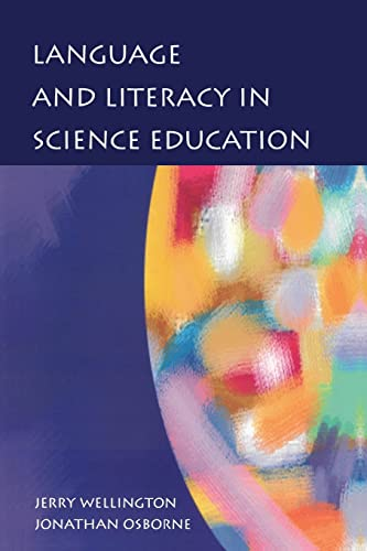 9780335205981: Language and Literacy in Science Education