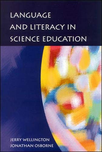 9780335205998: Language and Literacy in Science Education