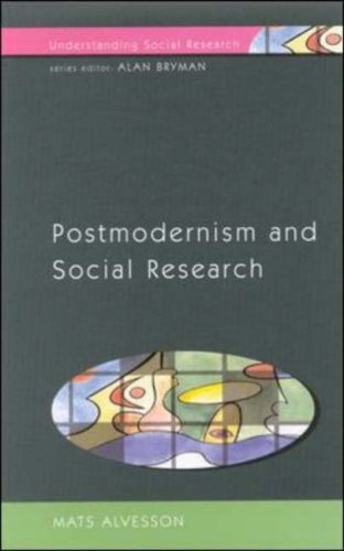 9780335206322: Postmodernism and Social Research (Understanding Social Research)