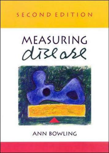 9780335206421: Measuring Disease: A Review of Disease-Specific Quality of Life Measurement Scales