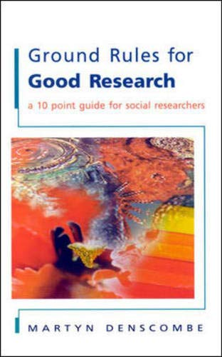 9780335206520: Ground Rules for Good Research: A 10 Point Guide for Social Researchers