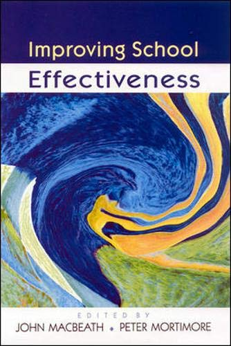 Improving School Effectiveness: Open University Press