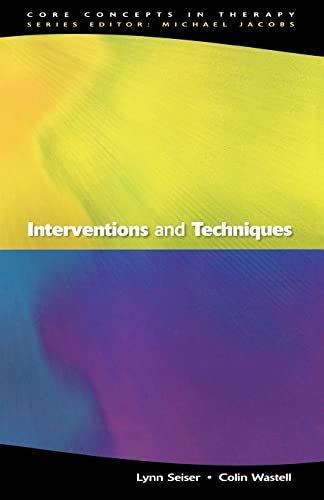 9780335207091: Interventions and Techniques