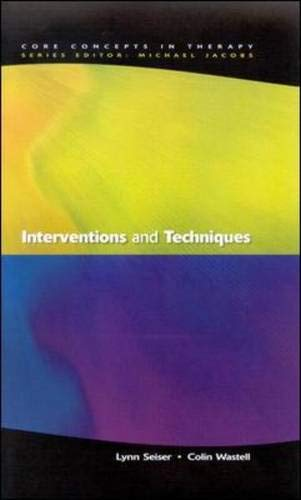 9780335207107: Interventions And Techniques