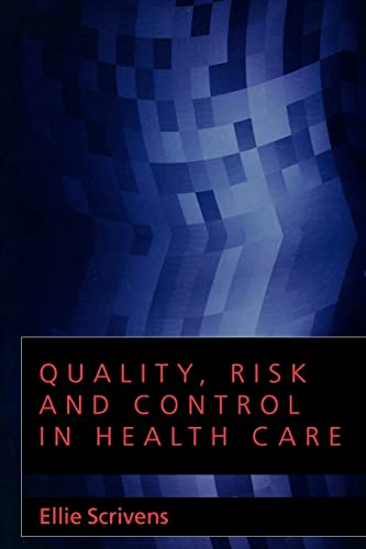 9780335207114: Quality, Risk and Control in Health Care